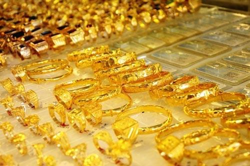 Giá vàng hôm nay (3/11): Đồng loạt tăng - 1