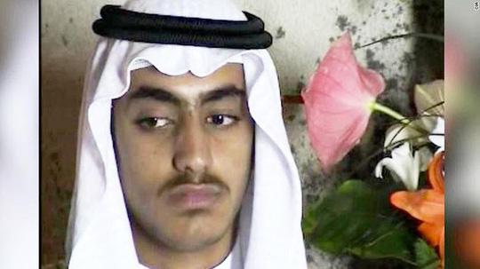Hình ảnh hiếm hoi của con trai bin Laden ngày cưới vợ - 1
