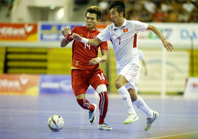 Tin HOT bóng đá tối 3/11: Futsal Việt Nam thua penalty, kết cục đắng ngắt - 1
