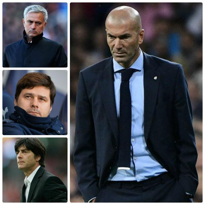 "Zidane ""hết phép"": Real cậy nhờ Mourinho, Pochettino giải cứu - 1"
