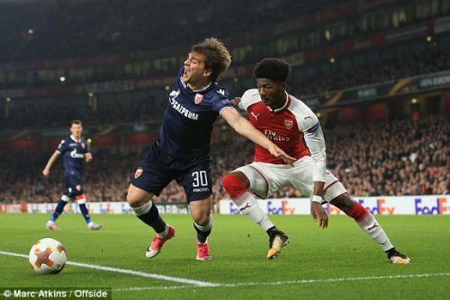 Chi tiết Arsenal - Crvena Zvezda: Nhiệm vụ bất khả thi (KT) - 3