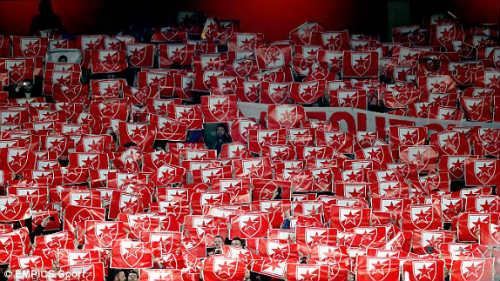 Chi tiết Arsenal - Crvena Zvezda: Nhiệm vụ bất khả thi (KT) - 5