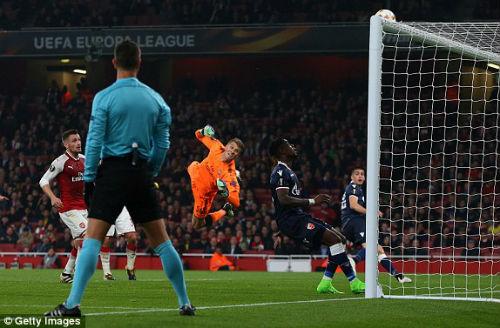 Chi tiết Arsenal - Crvena Zvezda: Nhiệm vụ bất khả thi (KT) - 6