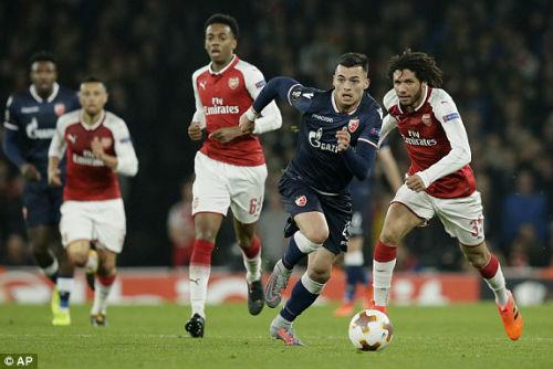Chi tiết Arsenal - Crvena Zvezda: Nhiệm vụ bất khả thi (KT) - 7