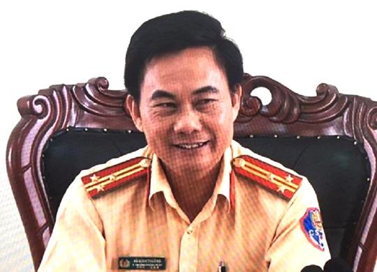 Điều chuyển Thượng tá Võ Đình Thường làm Phó Phòng PC 64 - 1