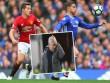 """Thư hùng Chelsea - MU: Diệu kế nào để Mourinho """"khóa"""" Hazard?"""