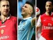 """Man City đấu Arsenal: Aguero hay hơn Henry, Cantona, """"Pháo thủ"""" khiếp vía"""