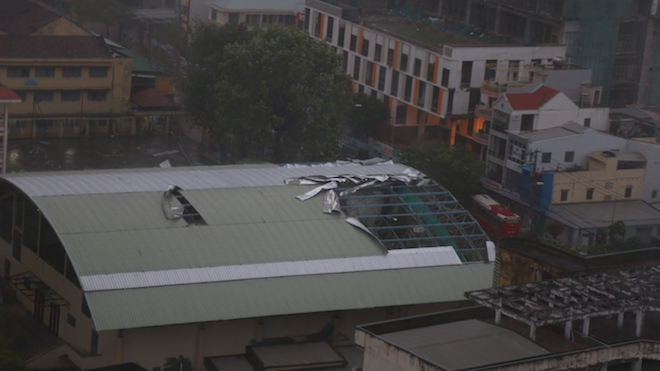 Tàn phá Nam Trung Bộ, bão tiếp tục gây thiệt hại ở Tây Nguyên - 17