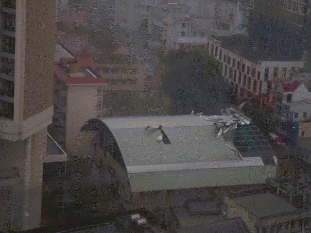 Bản tin thời tiết 9h30: Bão số 12 hoành hành đất liền, mưa to khắp nơi - 2