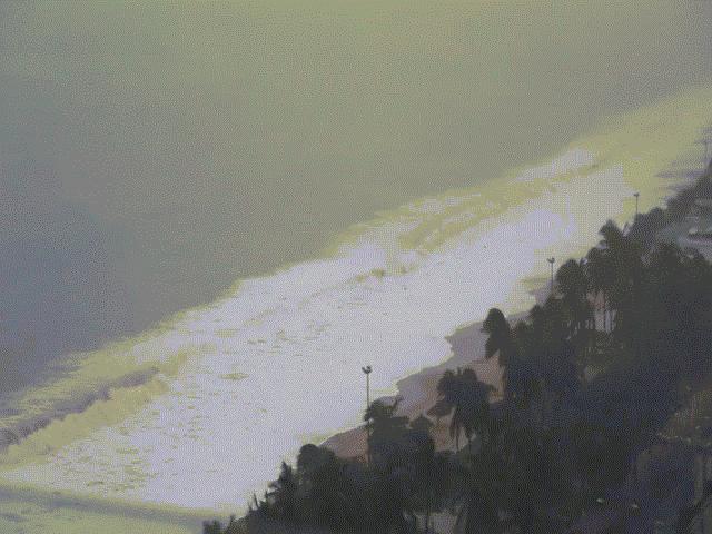 Chùm ảnh sức tàn phá khủng khiếp của bão số 12 - 24