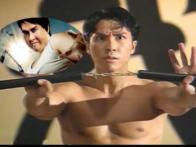 """Chân Tử Đan sẽ vào vai võ sư """"ục ịch"""" 100kg của Hồng Kim Bảo"""