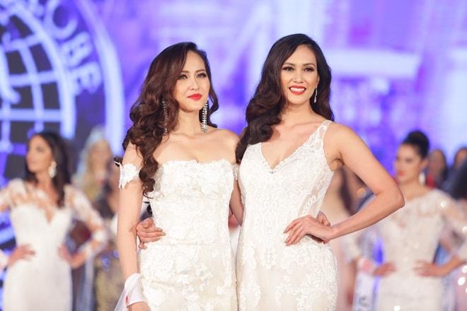 Học trò Phạm Hương trở thành Hoa hậu Toàn cầu 2017 như thế nào? - 11