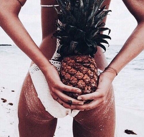 Dứa và bikini - trào lưu chụp ảnh thời trang hot nhất năm qua - 4