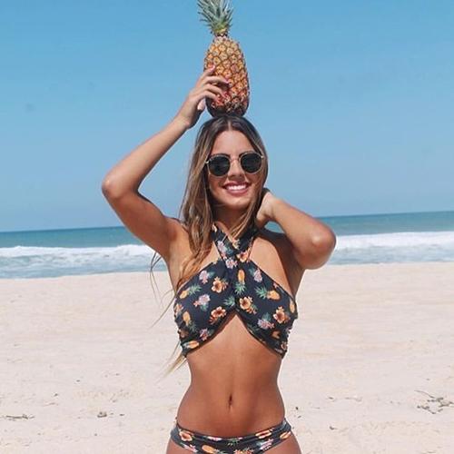 Dứa và bikini - trào lưu chụp ảnh thời trang hot nhất năm qua - 8