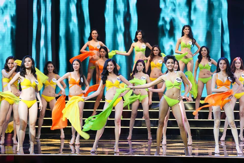 Lộ diện top 45 tài sắc lọt chung kết Hoa hậu Hoàn vũ Việt Nam - 5