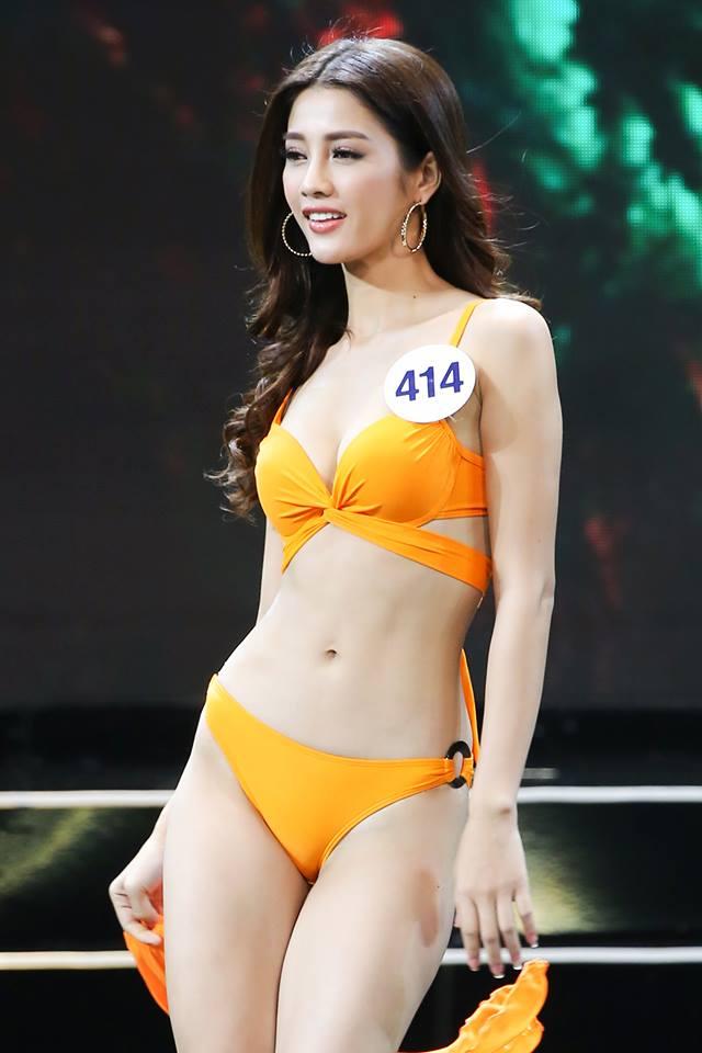 Lộ diện top 45 tài sắc lọt chung kết Hoa hậu Hoàn vũ Việt Nam - 6
