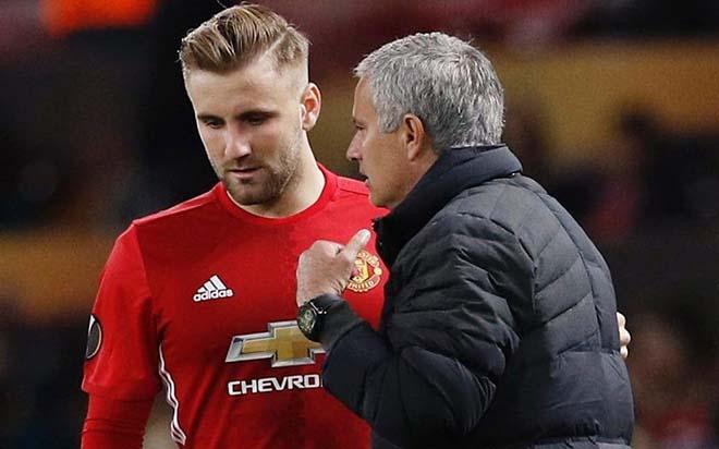 """Chuyển nhượng MU: Mourinho """"cống"""" Shaw đổi SAO 400 tỷ đồng - 2"""