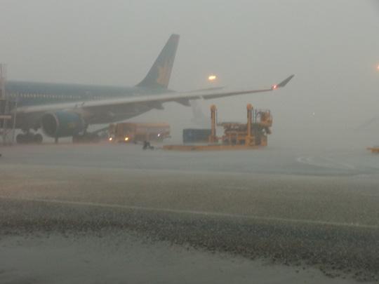 Hủy tất cả các chuyến bay đến/đi tại 6 sân bay miền Trung - 1