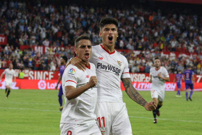 "Barcelona - Sevilla: ""Mồi ngon"" chờ Messi hưởng - 2"