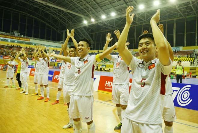 Sốc, Futsal Việt Nam thua cả Myanmar - 4