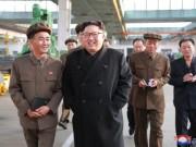 Kim Jong-un muốn đưa ô tô Triều Tiên sánh ngang thế giới