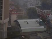 Clip: Người Nha Trang nói gì về cơn bão số 12 vừa đổ bộ với sức gió khủng khiếp?