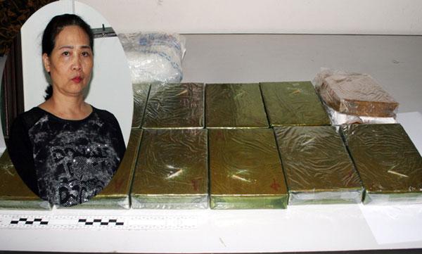 Thu giữ 52 bánh heroin: Thêm một đường dây ma túy cực lớn bị triệt xóa - 1