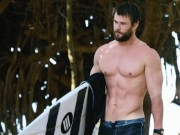 """Không phải body 6 múi, đây mới là điều khiến fan phát cuồng vì  """" Thần Sấm Thor """""""