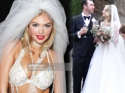 Kate Upton lấy chồng siêu giàu là cầu thủ bóng chày