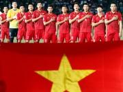 """Danh sách ĐT Việt Nam: Công Phượng  & amp; Đức  """" Eto ' o """"  đấu Afghanistan"""