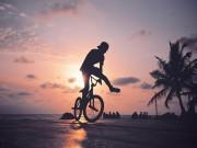 BMX - nghệ thuật khiêu vũ với xe đạp