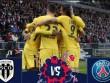 """Angers - PSG: Thăng hoa nhờ 2 """"trọng pháo"""", mở hội tưng bừng"""