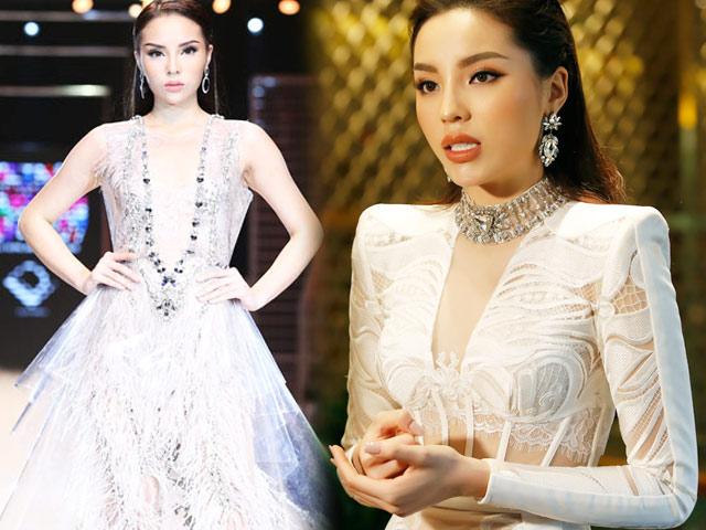Hoa hậu Kỳ Duyên: Ngôi sao đường băng đắt show nhất năm 2017? - 14
