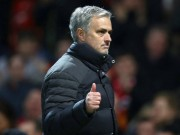 MU - Mourinho vẫn quyết đua Man City: Hãy ngừng ảo tưởng