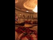 Ánh sốc về hoàng tử Ả Rập khét tiếng trong khách sạn xa xỉ