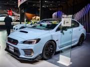"""Subaru WRX STI S208: Hàng  """" siêu hiếm, siêu độc """""""