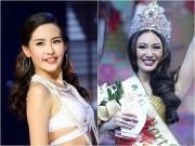 """"""" Bỉ bôi """"  nhan sắc Hoa hậu Đại dương, Hoa hậu Trái đất là đúng?"""