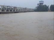 Nước sông lên cao trở lại,  nguy cơ lũ chồng lũ