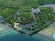 Thế giới - Hòn đảo nổi giữa Thái Bình Dương ẩn chứa thành phố bị lãng quên