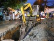 Bị vùi dưới đất hơn 30 phút, 1 công nhân đào đường tử vong