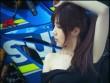"""Thiếu nữ xuân xanh bên Suzuki GSX làm phái mạnh """"ngơ ngẩn"""""""
