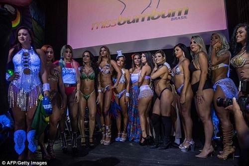 Hot: Cuối cùng Hoa hậu Siêu vòng 3 Brazil đã lộ diện! - 1