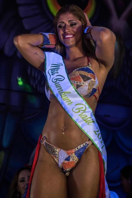 Hot: Cuối cùng Hoa hậu Siêu vòng 3 Brazil đã lộ diện! - 2