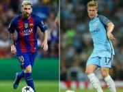 Đội hình hay nhất châu Âu: Messi thống lĩnh, SAO lạ vượt mặt Ronaldo - Neymar