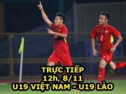 Chi tiết U19 Việt Nam - U19 Lào: Độc diễn đẳng cấp (KT)