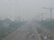 Tin tức trong ngày - Ảnh: Sài Gòn bồng bềnh trong sương mù dày đặc