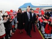 Thế giới - Trung Quốc đón tiếp ông Trump theo cách chưa từng có