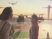 """Uber """"bắt tay"""" với NASA để hiện thực hóa sứ mệnh """"uber bay"""" độc đáo"""