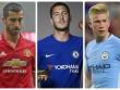 "MU gặp hạn: ""Bộ não"" Mkhitaryan tê liệt, thua xa Hazard – De Bruyne"