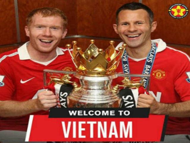 Giggs đến Việt Nam làm giám đốc: Mở đường MU – Mourinho sang du đấu? - 3